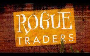 Rogue Trader Rob Ware Liverpool